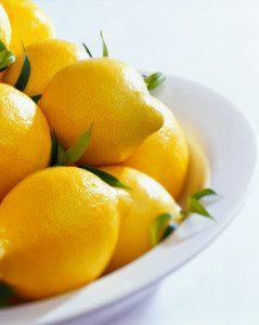 TipsfromTia.com Lemons in White Bowl