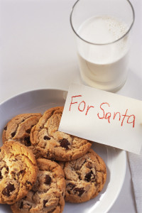 TipsfromTia.com Milk and Cookies with Note Reading
