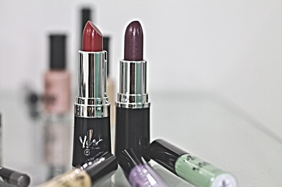 Passion Lips Beauty Lipstick Purple Red