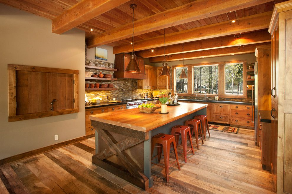 wonderful-rustic-kitchen-island-decorating-ideas-gallery-in-kitchen-contemporary-design-ideas