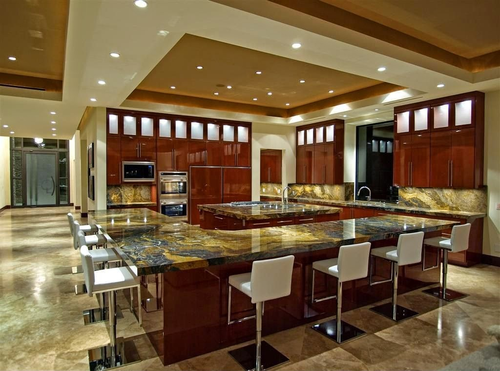 modern-luxury-italian-kitchen-large-design-with-modern-false-ceiling-design-2015