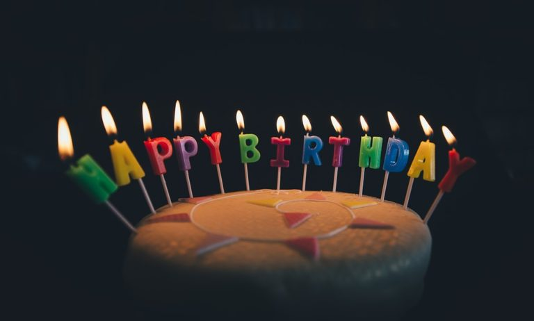 importance of birthdays
